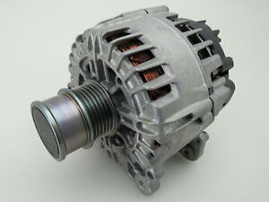 Lichtmaschine Generator Audi Seat Skoda VW 140 AMP Original 04C903023K