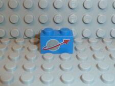 LEGO® Space Classic 1x2 weiss mit Pfeil 3004p01 aus 6780