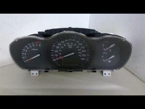 2008 Kia Spectra Speedometer