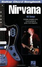 Guitar Chord Songbook - Nirvana (Guitar Chord Songbooks) by  | Paperback Book |