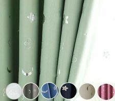 Cloth Curtains Window Treatments Woven Bedroom Blackout Translucidus Decorations