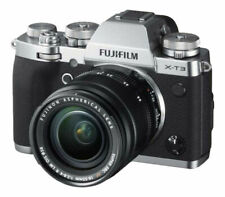 Fujifilm X-T3 26.1MP Digital Camera - Silver (Kit with XF18-55MM F2.8-4 R LM OIS