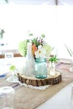 "20 8-10"" Rustic Wedding Wood Tree Slice Wedding Decor Wood Cake Stand Wood Slice"