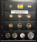 ESPAÑA 2017 SERIE MONEDAS EURO + HOJA DE PARDO + 2€ ASTURIAS + 30 EUROS PLATA SC