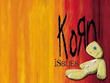 Korn Iron On Transfer For T-Shirt & Other Light Color Fabrics #3