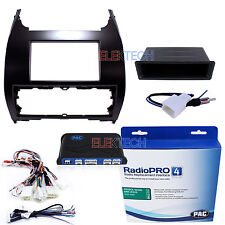 Radio Replacement Interface/Dash Kit/Antenna Adapter for 2012-2014 Toyota Camry