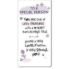 Inspired Words Magnetic Bookmark - To a Special Person