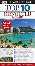 NEW - Top 10 Honolulu & Oahu (Eyewitness Top 10 Travel Guide)