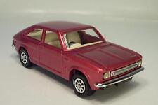 Corgi Toys Whizzwheels 306 Morris Marina 1.8 Coupe rotmetallic #178
