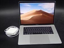 "2017 Apple MacBook Pro Silber 15"" Notebook 512gb Radeon AppleCare + TOP"