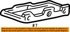 FORD OEM 97-02 E-350 Econoline Club Wagon-Battery Tray Brace 3C2Z10769AA
