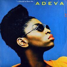 "7"" Adeva it should 've Been Me Patricia Daniels COOL ritmo House D 1991 like new!"