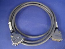 Alpha Wire 5120/25C Cable Assy w/ AMP 25-PIN M/F D-Connectors, 7.5' New