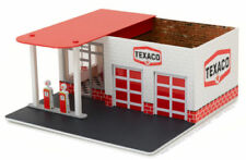 Greenlight 1/64 Mechanic's Corner Series 1 TEXACO Gas Station Diorama 57013