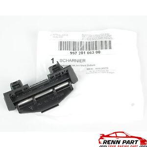 Genuine Porsche 911 986 987 996 997 Fuel Gas Door Hinge 997-201-063-00