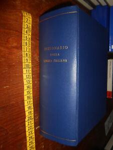 GG LIBRO: Dizionario della lingua italiana garzanti 1972