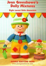 Jean Greenhowe's Dolly Mixtures knitting pattern FREE KNIT NEEDLES