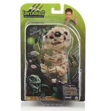 Untamed Bonehead Skeleton Raptor Gloom Fingerling Glow In The Dark Interactive