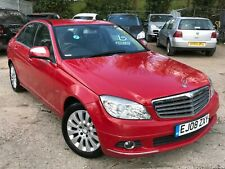 08 MERCEDES-BENZ C220 2.1 CDI ELEGANCE 1 OWNER LEATHER, LITTLE PAINT LACQUER