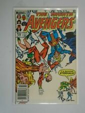 Avengers #248 featuring the Eternals Newsstand edition 8.0 VF (1984 1st Series)
