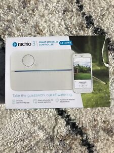 Rachio 3 12-Zone Smart Sprinkler Controller (12ZULW-C) BRAND NEW
