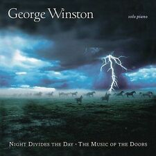 Night Divides the Day: The Music of the Doors by George Winston (CD, Sep-2002, W