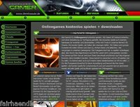 3 WEBPORTALE GAME WEBSITE MANGAS HILFSPORTAL SPIELE PORTAL GAMES HTML E-LIZENZ