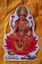 Aufkleber goa psy hippie sticker indien inde Lakshmi hindu gott om orient ethno