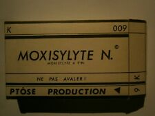 Moxisylyte N. by Ptose Production C-45 Cassette LTD 81 copies RESIDENTS,DER PLAN