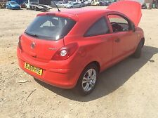 Vauxhall Corsa D Active Cdti 1.3 06-11 O/S Rear Light Cluster Breaking