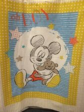 Oh Boy Mickey Panel 100% cotton Fabric picture / quilt panel Springs Creative