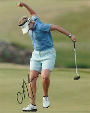 KARRIE WEBB SIGNED LPGA GOLF 8x10 PHOTO #2 Autograph PROOF