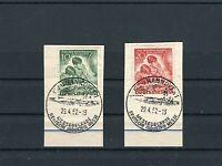Berlin Mi.-Nr. 80+81 gestempelt Tag der Briefmarke - b3472