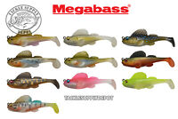 Megabass Dark Sleeper Weedless Paddletail Swimbait 3in 1/2oz - Pick