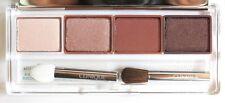 Clinique Colour Surge Eye Shadow Quad 01 Black Honey- New