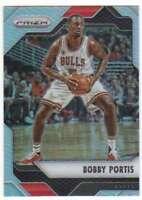 2016-17 Panini Prizm Basketball Silver Prizm #22 Bobby Portis Bulls