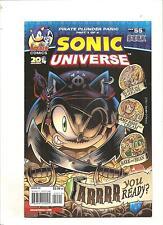 Archie Comics  Sonic Universe #55   Variant A Edition