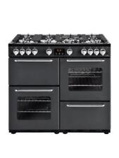World Nw 100G 100cm Gas Range Cooker-Charcoal-Graded
