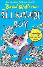 BILLIONAIRE BOY / DAVID WALLIAMS TONY ROSS 9780007371082