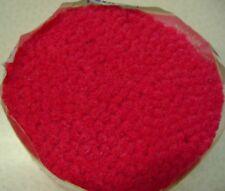 12 Bernat Craftsman Latch Hook Rug Yarn #3121 60% Wool 40% Nylon Shocking Pink