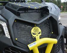 Agency Power Black//Yellow Premium Grill Can-Am Maverick X3 XRS XDS
