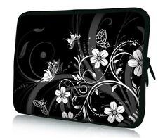 Laptoptasche Designer Schutzhülle Sleeve aus Neopren für Notebooks bis 17,3 Zoll