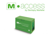 Dentsply Maillefer M-Access K-Flexofile 21mm All sizes 30 file/pack Swiss Made