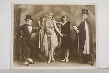 Photographie signée WINDSCH Leipzig vers 1925 Troupe FERDINI'S Jonglerie Cirque