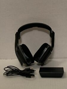 ASTRO Gaming A20 Wireless Headset PS4 / PC - Black/Blue With Transmitter Tested
