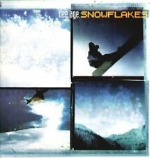 """Dee.age Snowflakes (Pulsedriver Remix/Club, 2001)  [Maxi 12""""]"""