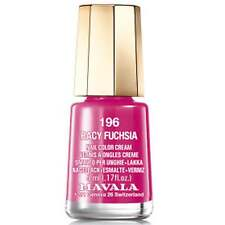 Mavala Mini Color Crema Esmalte de Uñas Fucsia llamativo (196) 5ml