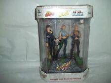 McFarlane Toys Danger Girl Fishtank Action Figure Set New from 2000