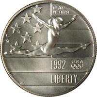 1992-P 50c XXV Olympiad Commemorative Clad Half Dollar Choice Uncirculated
