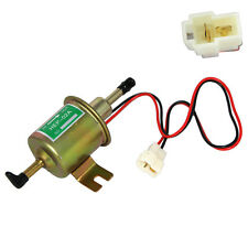 Electric Fuel Pump For Motorcycle Low Pressure 12V Carburetor FP-02 ATV New